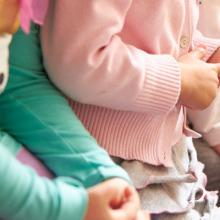 Κατανοώντας τη συμπεριφορά των μικρών παιδιών